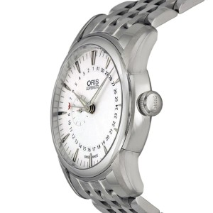 Oris Artelier 01 744 7665 4051 42mm Mens Watch