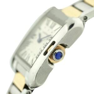 Cartier Tank Anglaise 3485/W5310036 23mm Womens Watch
