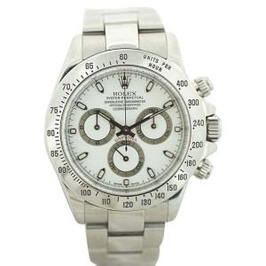Rolex Daytona 116520 38mm Mens Watch
