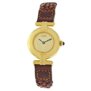 Cartier Must de  Colisee 590002 590002 24mm Womens Watch