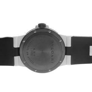 Bvlgari Diagono AL32A ALUMINUM 32mm Womens Watch