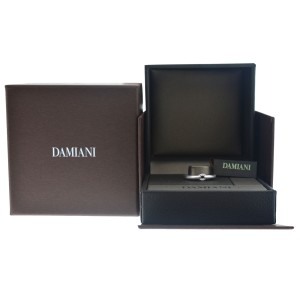 Damiani Model 18K White Gold Diamond