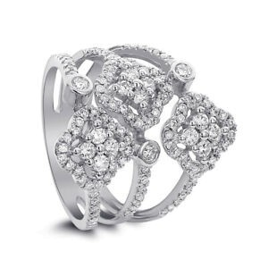 Cocktail Ring with 1.00ct. of Total Diamond Weight
