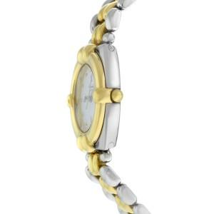 Ladies Chopard Gstaad 8112 Quartz 18K Yellow Gold 23MM Date Watch
