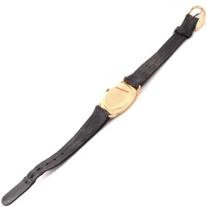 Patek Philippe Golden Ellipse 18k Yellow Gold Mens Watch 3846