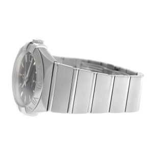 Unisex Omega Constellation 123.10.35.60.01 Steel Quartz 35MM Watch