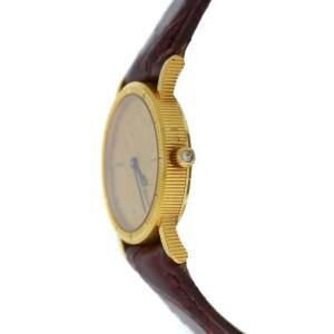 Ladies Corum $5 Five Dollar 1885 Gold Coin Ref.30.300.56 Quartz Watch