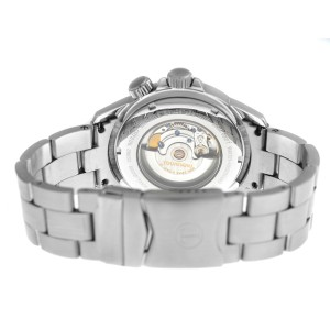 Mens Tourneau T2836 Stainless Steel 44MM Automatic Date Watch