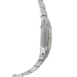Ladies Cartier Santos Galbee 9057930 Stainless Steel 24mm Quartz Watch