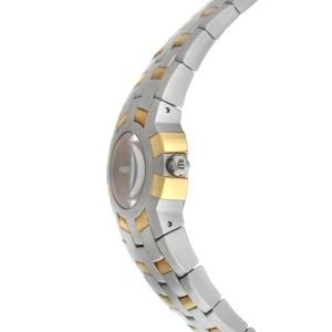 Ladies' Maurice Lacroix Intuition 59858 Steel Gold Quartz 25MM Watch