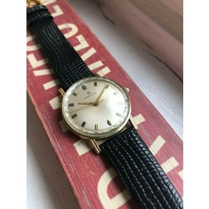 Vintage Hamilton 1960s gold filled manual wind watch