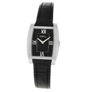New Ladies' Ebel Tarawa 9656J21 Stainless Steel 28MM Quartz $2,700 Watch