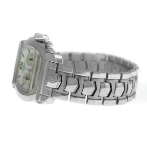 Unisex Charriol COLVMBVS COLUMBUS 060T Steel Chronograph Date 35MM Quartz Watch