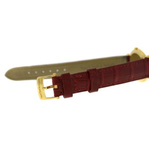 Ladies' Van Cleef & Arpels Ref. 9065 Solid 18K Yellow Gold Mechanical 30MM Watch