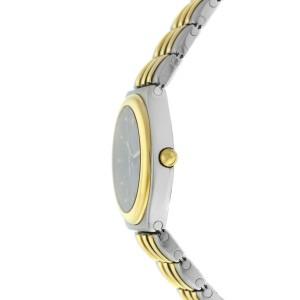 Ladies' Chopard Monte Carlo 8107 18K Gold Steel Quartz Date 23MM Watch