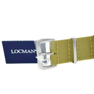 New Locman Island Men's Titanium Stainless Steel Ref. 618 Quartz 40MM Watch