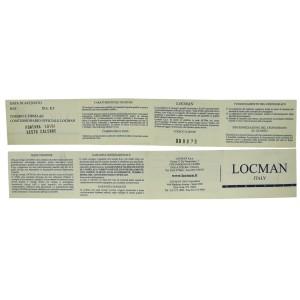 New Locman Tutto Tondo Ladies MOP Steel Ref. 360 Quartz 40MM Watch