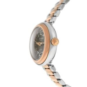 New Locman Tutto Tondo Ladies MOP Steel Gold Tone Ref. 361 Quartz 31MM Watch