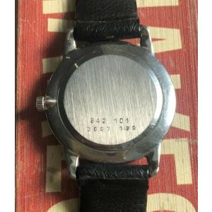 Vintage Universal Geneve Altesse Manual Wind White Dial Arabic Dial Steel Watch
