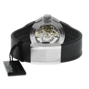 Porsche Design Flat Six P6340 6340.41.44.1169 Men's Steel Automatic 44MM Watch