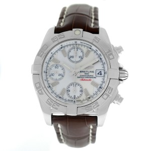 Breitling Galactic Chronograph A13358L2/A683-725P Men's Automatic 39MM Watch
