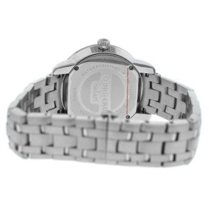 Tourneau Safari S32050 Men's Stainless Steel Date Quartz 39MM Watch