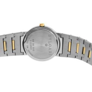 Bvlgari Bulgari BB26SGD Ladies 18K Gold Steel Quartz 26MM Watch