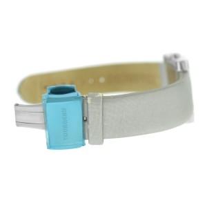 Tourneau 12006-S02 Ladies Diamond MOP Steel 26MM Quartz Watch