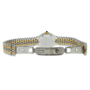 Ladies Cartier Must de Cartier Bullet Quartz Steel Gold 28MM Watch