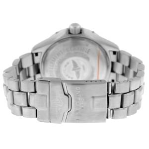 Breitling SuperOcean A17345 Men's Steel Date Automatic 41MM Watch
