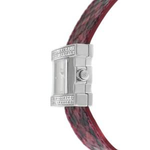 Pequignet Sorella 7210339/4 Ladies Steel Diamond 25MM Quartz Watch + 10 STRAPS