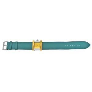 Pequignet Sorella 7211329/3 Ladies Diamond Gold 25MM Quartz Watch + 11 STRAPS