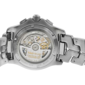 Tag Heuer Link CT511B.BA0564 Men Chronograph Steel Automatic 42MM Watch