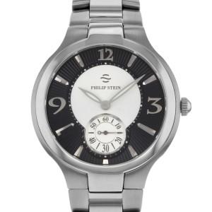 Philip Stein Signature 43-MBW-SS 42mm Mens Watch