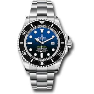 Rolex Deepsea 126660BLSO 44mm Men's Watch