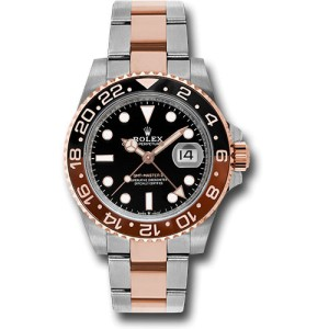 Rolex GMT-Master II 126711BKSO 40mm Men's Watch