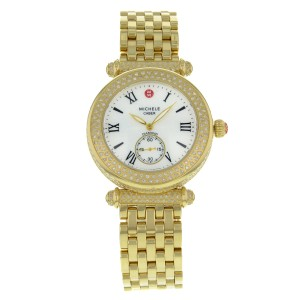 Michele Caber MWW16A000065 37mm Womens Watch