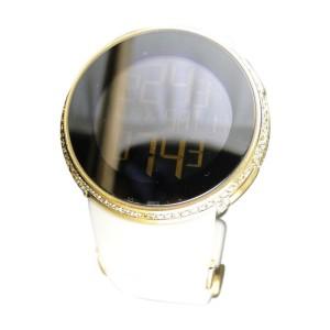 Gucci Ya114216 I Grammy Edition Digital Clear Diamond Mens Watch