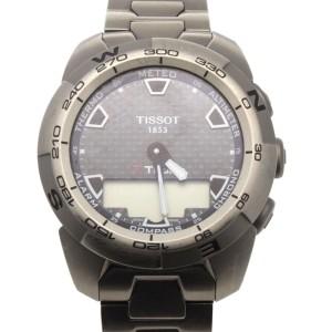 Tissot Tissot T Touch Expert T013420A Titanium 45 mm x 45 mm Sport Watch