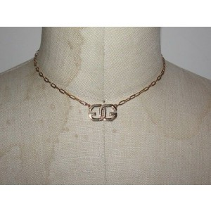 Givenchy Monogram Vintage Necklace