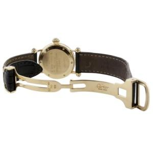 Cartier Lady Diablo 18K Yellow Gold Diamond Quartz Watch