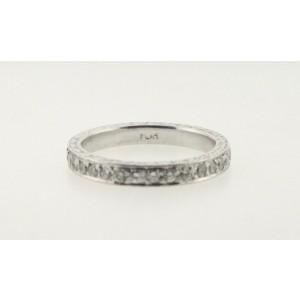 Platinum Diamonds Eternity Band Ring