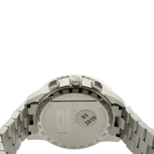 Christian Dior Christal FN9592 Diamond Dial Ceramic Strap Watch