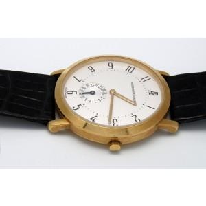 Audemars Piguet 18K Yellow Gold Mechanical Men's 38mm Watch