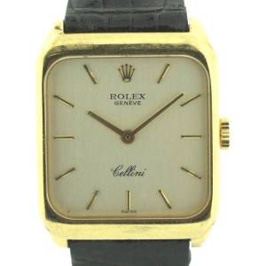 Rolex Cellini 4131 24mm Womens Watch