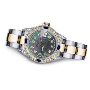 Rolex Datejust 178273 31mm Womens Watch