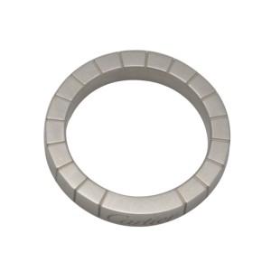 Cartier Lanieres Platinum Band Ring