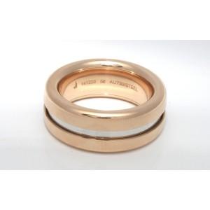 Jorg Heinz Revellion Diamond 18K Rose Gold Ring