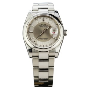 Rolex Datejust 116200 36mm Stainless Steel Watch