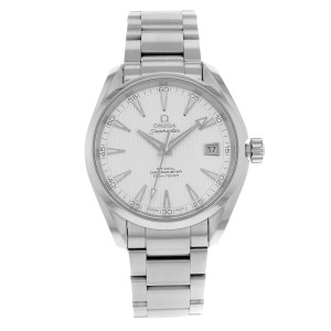 Omega Seamaster Aqua Terra 231.10.42.21.02.001 Automatic Mens Watch